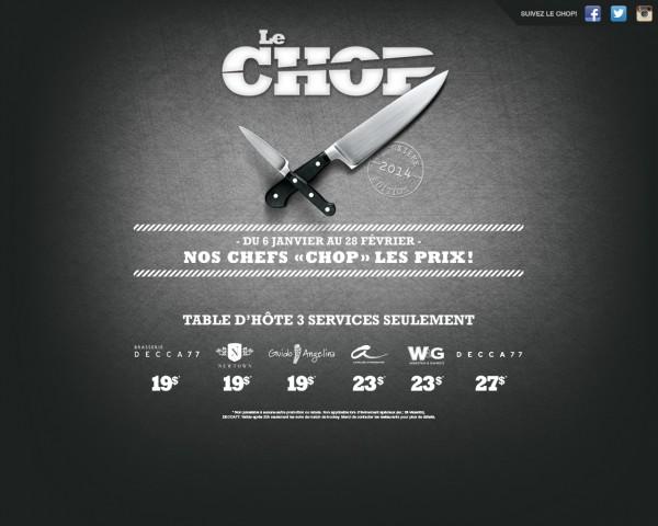 LE CHOP2014